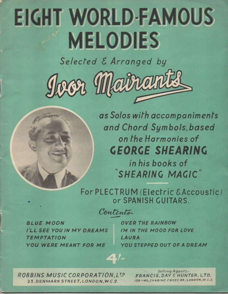Ivor Mairants Archtopguitar